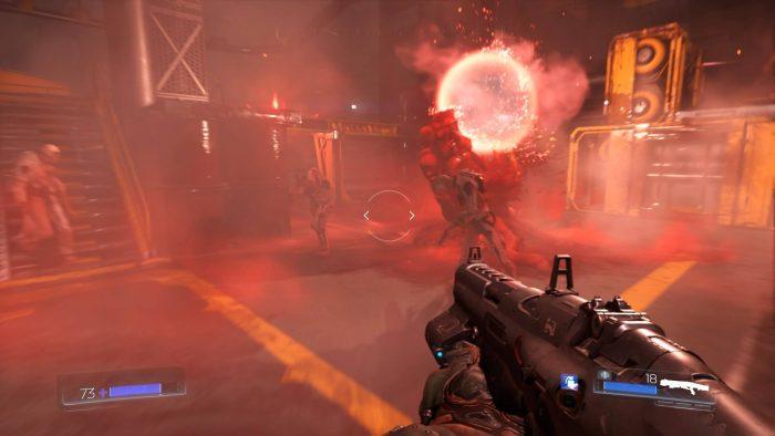 Il termine Doom à la plus haute difficulté sans mourir !