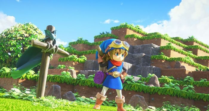 Dragon Quest Build sera disponible pour le mois d'octobre sur PS4!