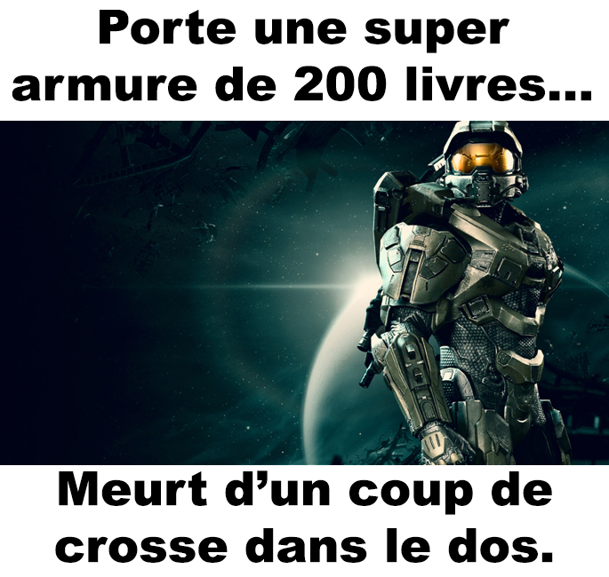 Logique Halo …