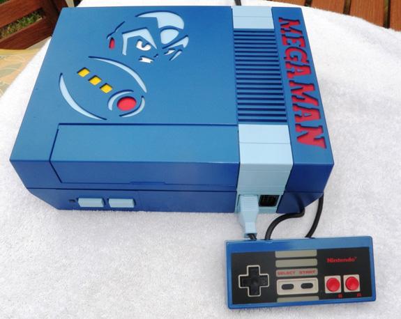 Nes Spécial Mega Man Epic !