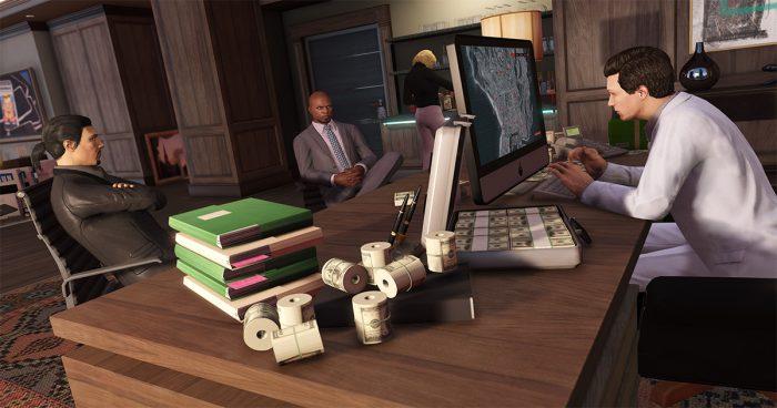 GTA 5  une des plus grosses mise à jour depuis le lancement  du jeu annoncé pour le 7 juin!