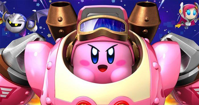 Kirby Planet Robobot, le nouveau trailer est disponible !