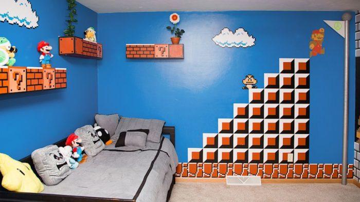 Des chambres de Boss créées par des fans de Mario!