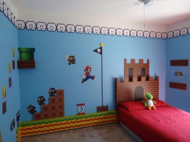 super-mario-kids-bedroom