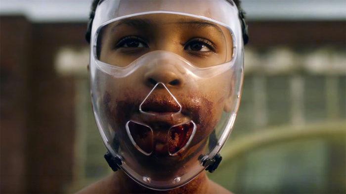 The girl whit all the gifts: Un nouveau type de film avec des enfants zombies ça va être ÉPIC!
