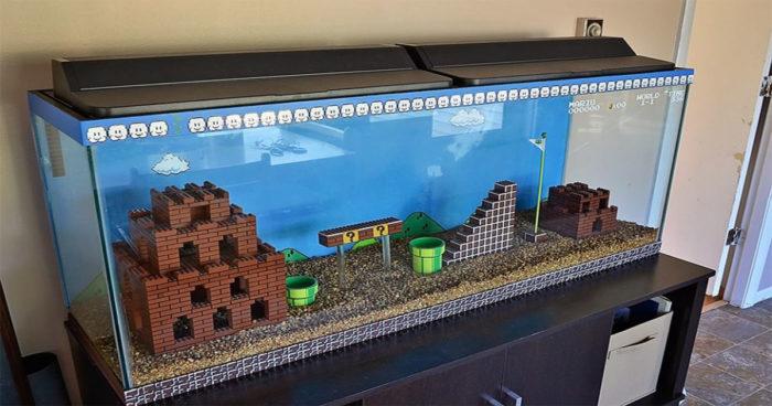 Des aquariums EPIC inspirés de l'univers de films ou de jeux vidéo!