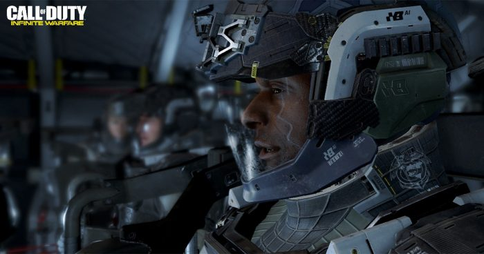 Call of Duty:  Le gameplay de la campagne solo d'Infinite Warfare sera dévoilé à l'E3!