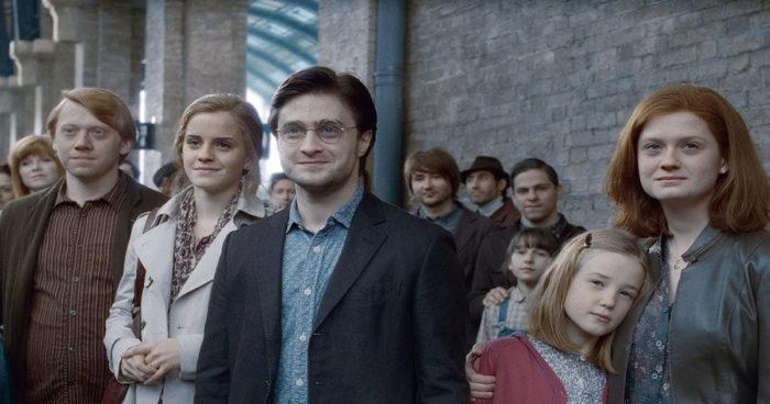 Daniel Radcliffe n'a pas exclu un retour potentiel de son rôle d'Harry Potter!