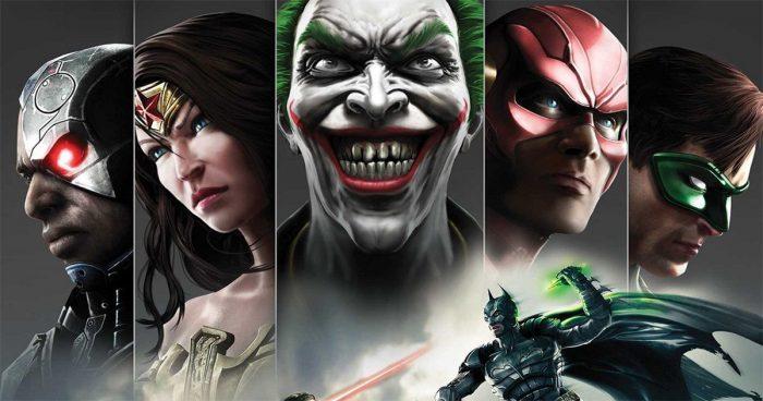 Injustice 2: La sortie du jeu est maintenant officiel, le premier trailer est disponible!