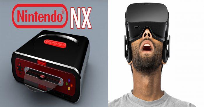 Nintendo va inclure la réalité virtuelle sur la Nintendo NX!