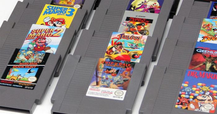 Le retour des cassettes pour la Nintendo NX?