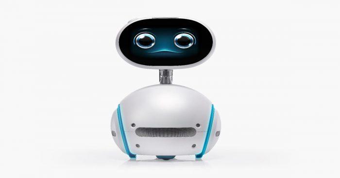 Zembo, le nouveau robot domestique à tout faire d'Asus!