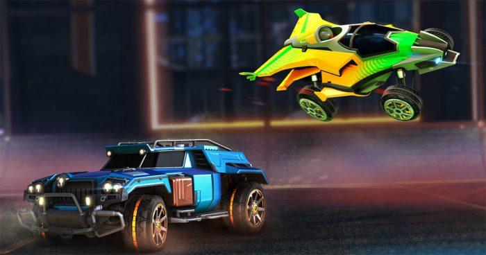Rocket League: 2 nouvelles voitures annoncées!