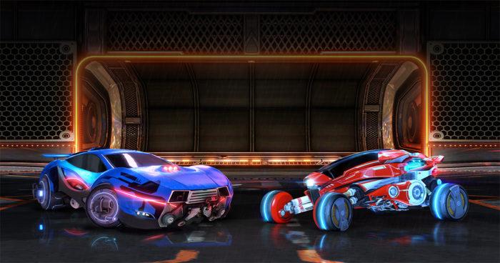 Rocket League: Les détails et le trailer de la prochaine mise à jour Neo Tokyo!