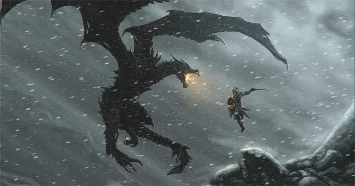 E3 2016 : Skyrim The Elder Scrolls V édition spéciale annoncé avec un nouveau Trailer!