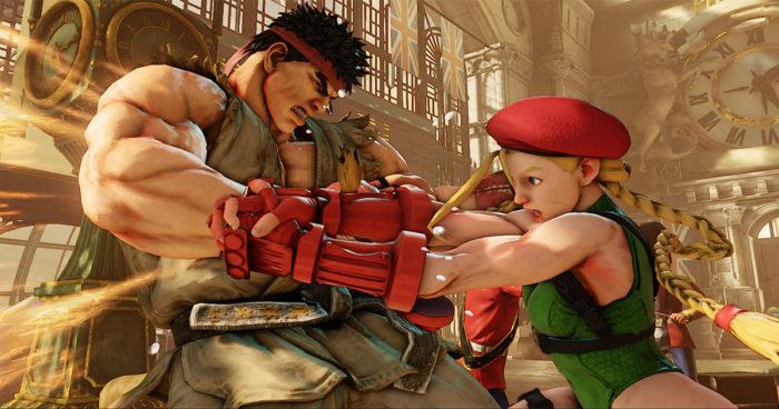 Street Fighter 5 nous dévoile le trailer de son nouveau mode Histoire!