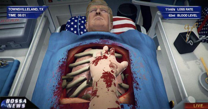 Surgeon Simulator: Une expansion qui vous permet maintenant d'opérer Donald Trump!