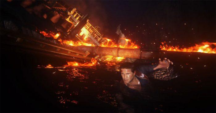 Voici le résultat quand un photographe professionnel utilise le mode photo dans Uncharted 4!
