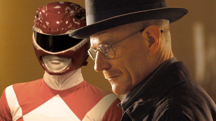 L'acteur Bryan Cranston sera dans le prochain film Power Rangers!