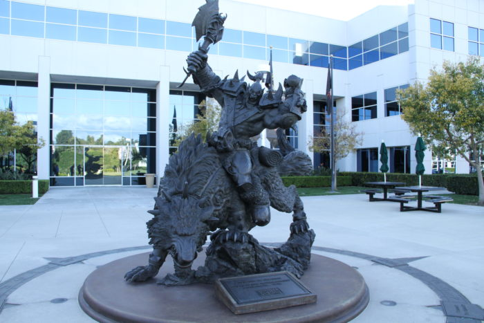 Un homme prend 5 ans de prison après avoir menacé la compagnie Blizzard!