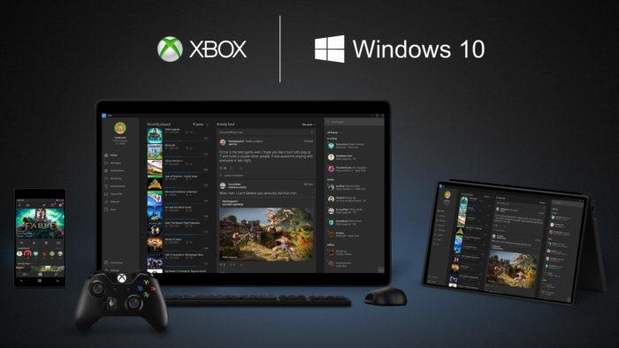Windows 10 : Les détails de la prochaine mise à jour, qui va inclure les jeux Xbox One sur PC.