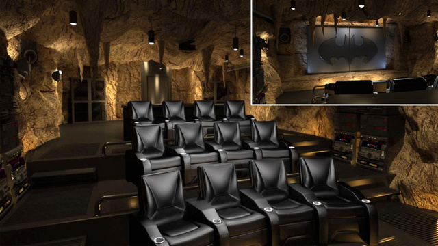 10 personnes qui ont un cinéma EPIC dans leur maison!