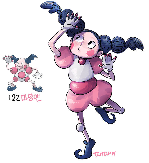 122-mr-mime-by-tamtamdi-d9b29r2