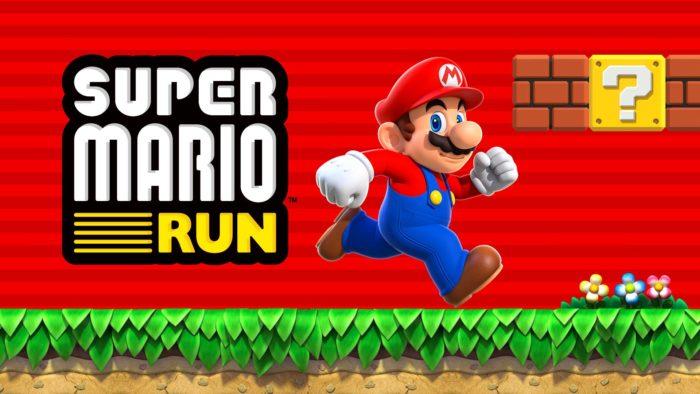 Tous les détails sur le nouveau jeu Super Mario Run!