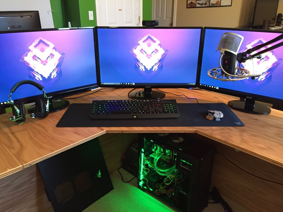 How To Build Your Own Gaming Pc Youtube