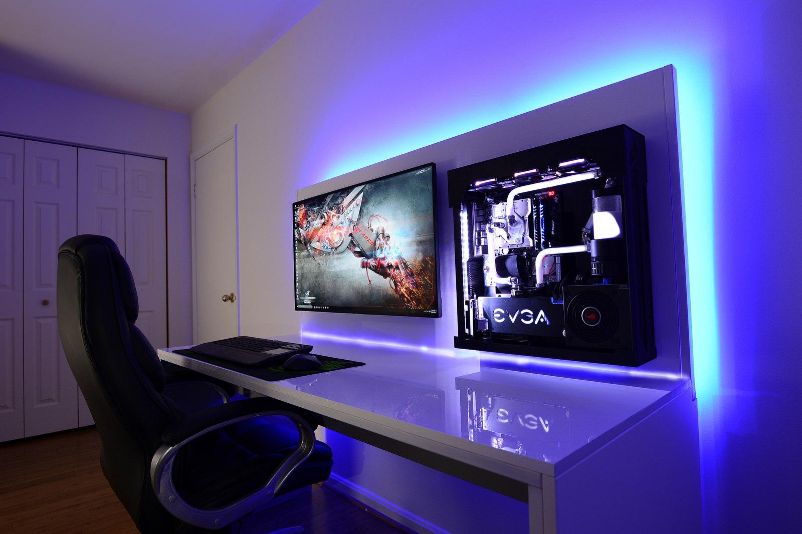 Juste Un Setup De Gaming Parfait Geekqc Ca
