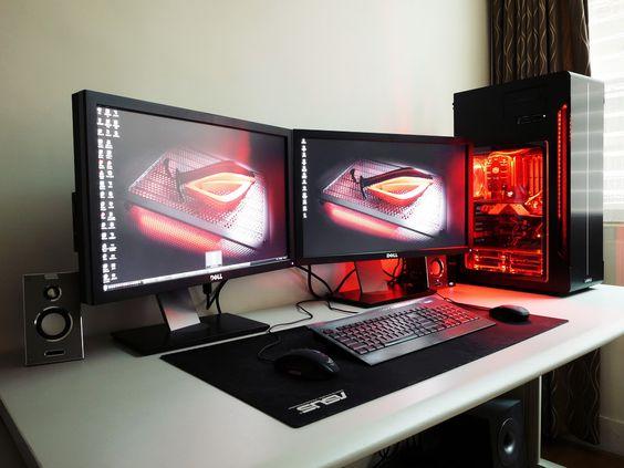 Setup gamer complet