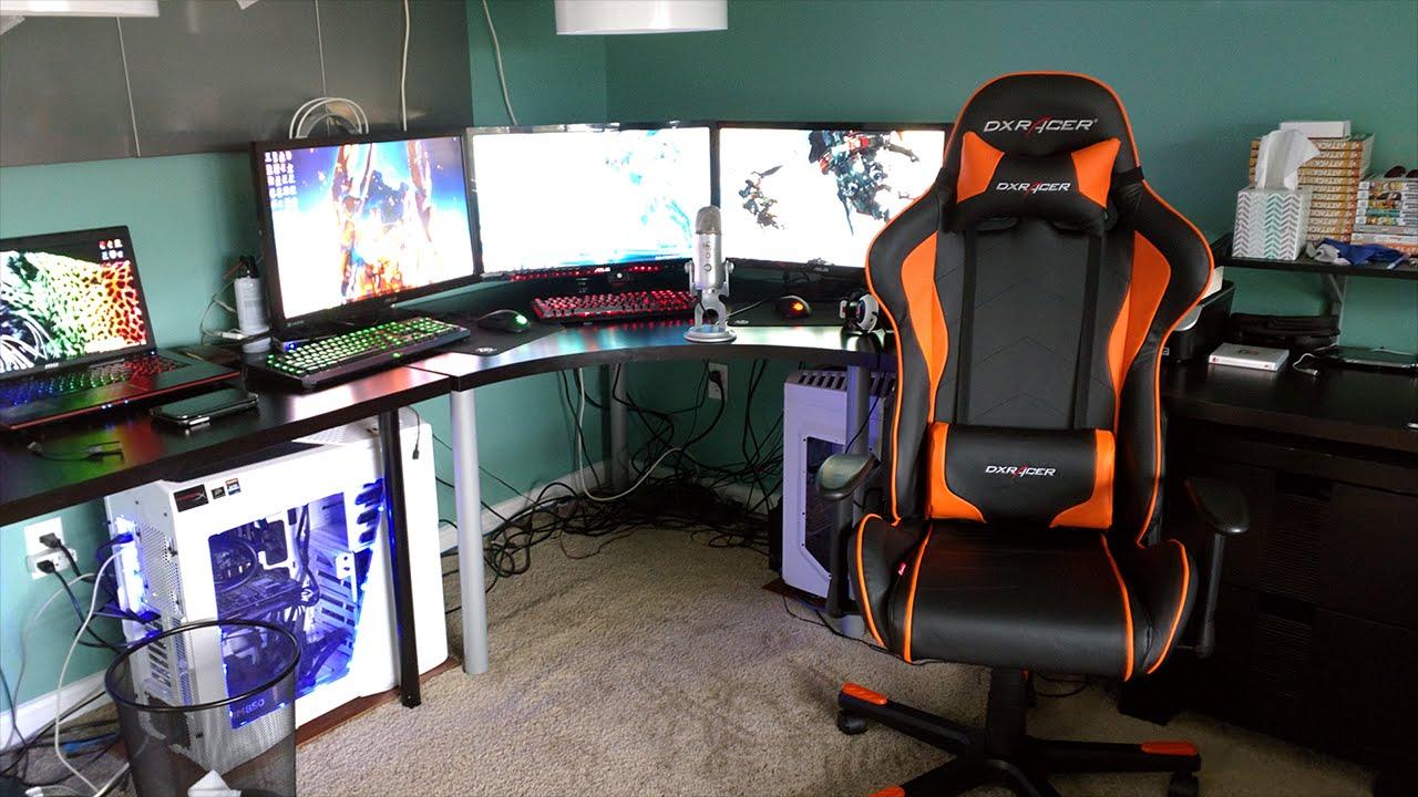 35 Setup De Gaming Epic Pour Les Gamer Sur Pc Geekqc Ca