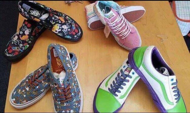 Vans Toy Story Femme