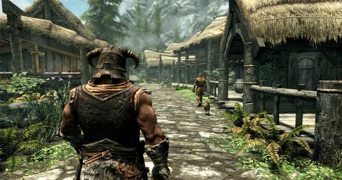 Skyrim Special Edition: Bethesda vient de dévoiler un nouveau trailer de Gameplay de son prochain jeu!