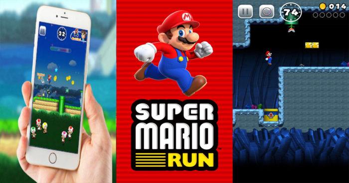 Super Mario Run: Le PDG de Nintendo a donné de nouveaux détails sur le jeu!