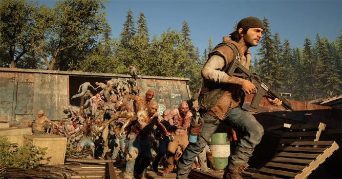 Days Gone: Sony Band a dévoilé de nouvelles images de leur prochain jeu de Zombies en Open World!