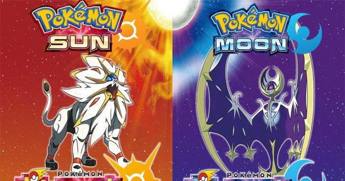 Pokémon Soleil et Lune: Les Pokémons exclusifs à chaque version ont été dévoilés!
