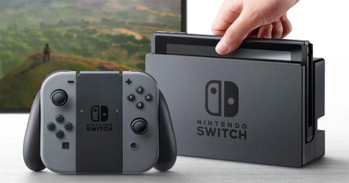Nintendo Switch: Le prix de la console a été dévoilé par erreur!