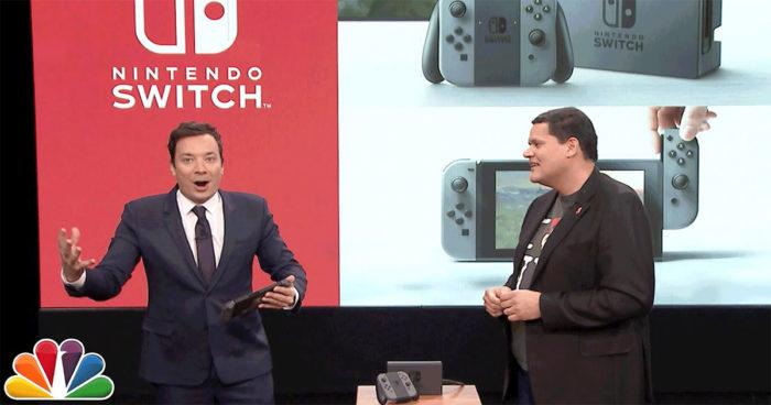 Zelda: Breath of the Wild: Le jeu a été présenté pour la première fois sur la Nintendo Switch pendant le Show de Jimmy Fallon!