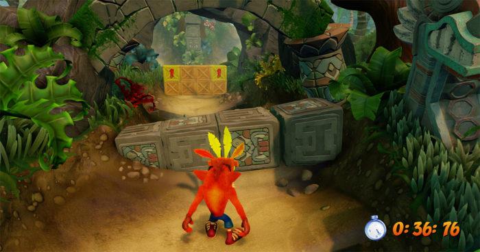 Crash Bandicoot est de retour dans un nouveau trailer pour PS4!