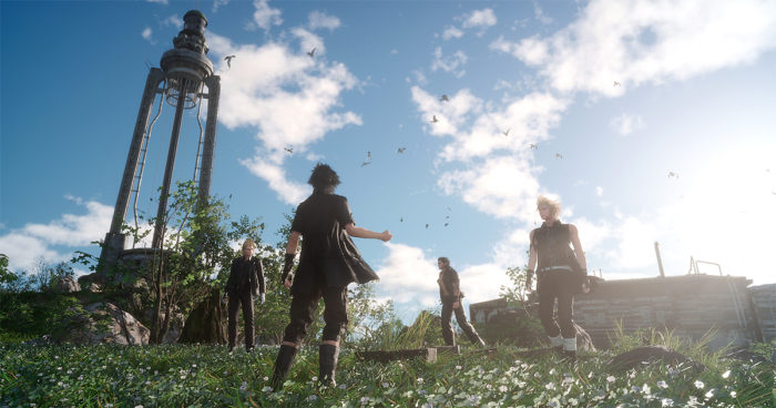 Final Fantasy XV a réussi à exploser un énorme record dès sa première journée!