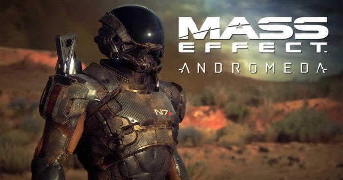 Mass Effect Andromeda:  Un nouveau vidéo gameplay de 5 minutes a été dévoilé pendant les Games Awards 2016!