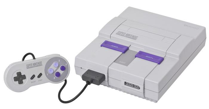 Une Super Nintendo Mini à venir chez Nintendo?