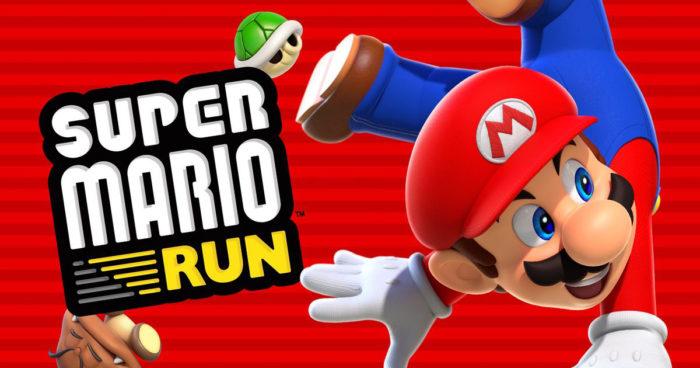 Super Mario Run a connu un meilleur départ que Pokémon Go!