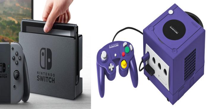 La Nintendo Switch aurait une console virtuelle GameCube!