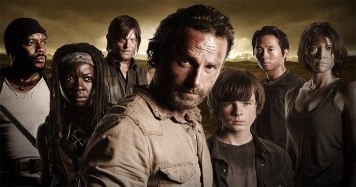 The Walking Dead : La Télé-Série pourrait durer encore TRÈS longtemps!