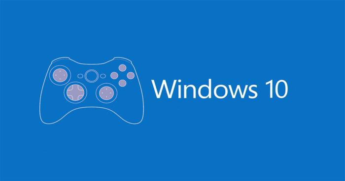 Windows 10 : Il y aura bientôt une mise à jour pour les gamers!