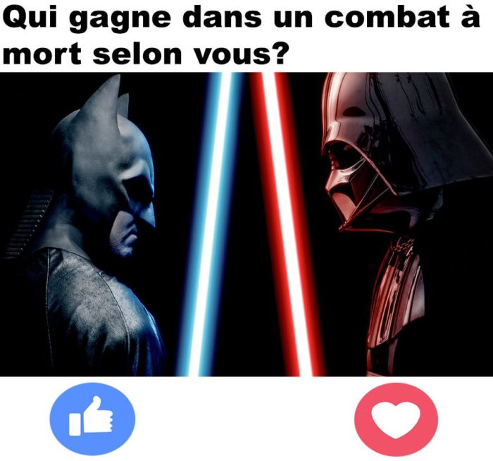 Qui gagne dans un combat à mort selon vous?