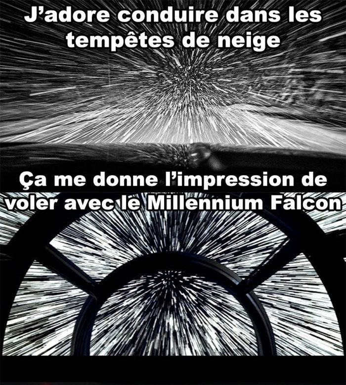 Les fans de Star Wars savent