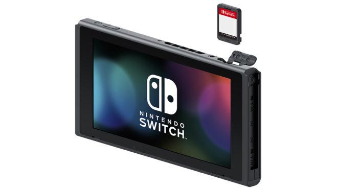 La Nintendo Switch va supporter les cartes micro SDXC de 2 TB!